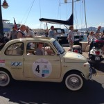 Mini Fiat à St-Tropez!